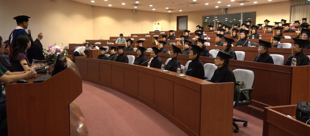 4月27日 普門寺信眾參加2018人間菩薩終身體驗營1