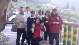 陽明山之旅山水禪 2019-02-25